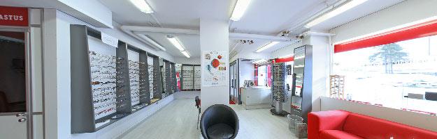 Pihlajamäen silmälasi, Sinun optikkosi