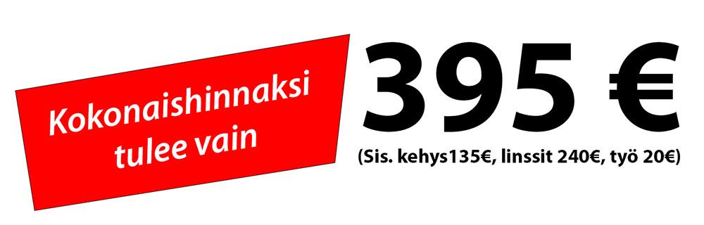 Tarjous 395e